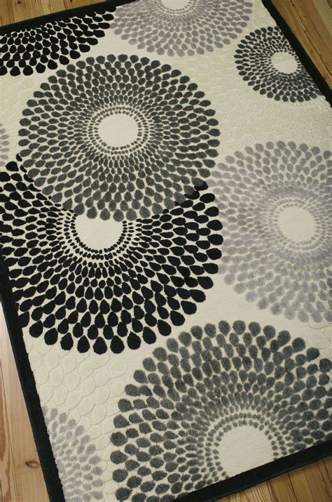 Graphic Rug - graphic illusions gil04 parchment rug by nourison