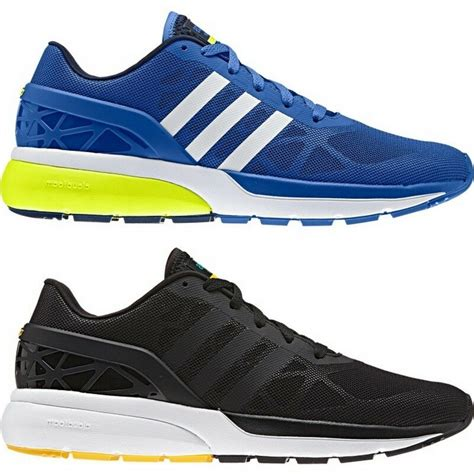 adidas neo s cloudfoam flow fashion sneakers shoes runners new ebay