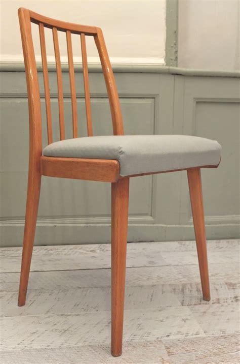 chaise vintage scandinave slavia vintage mobilier vintage chaise de style