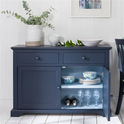 Blue Sideboard by Florence 2 Tone Navy Blue Sideboard Kitchen Sideboard