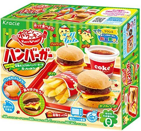 『ポッピンクッキン ハンバーガー 5入 食玩・知育菓子』 おもちゃ&ホビー 4901551355594 B07539sx55