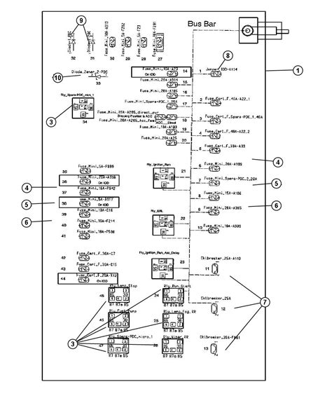 Chrysler 300c Fuse Box Diagram by Wrg 4948 07 Dodge Caliber Fuse Box Location