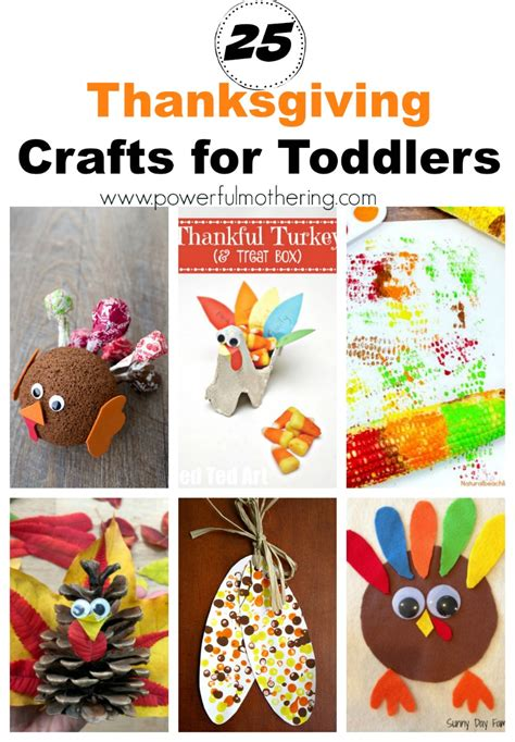 thanksgiving craft ideas  toddlers
