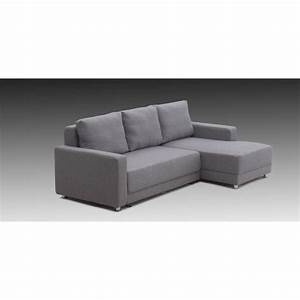 Jenna grey sofa bed w storage base chaise lounge buy for Sofa bed base