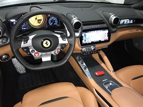 The process is amazingly extensive. Ferrari GTC4 Lusso