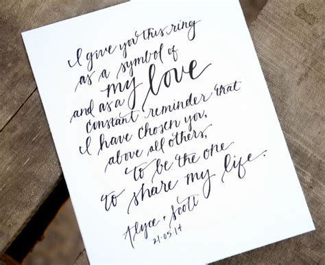 100+ Wedding Vows That Are Unique And Personal