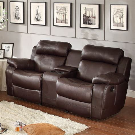 double seat reclining sofa dual rocking reclining loveseat amazing homelegance brw