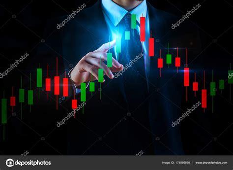 conceito de economia  comerciante fotografias de stock