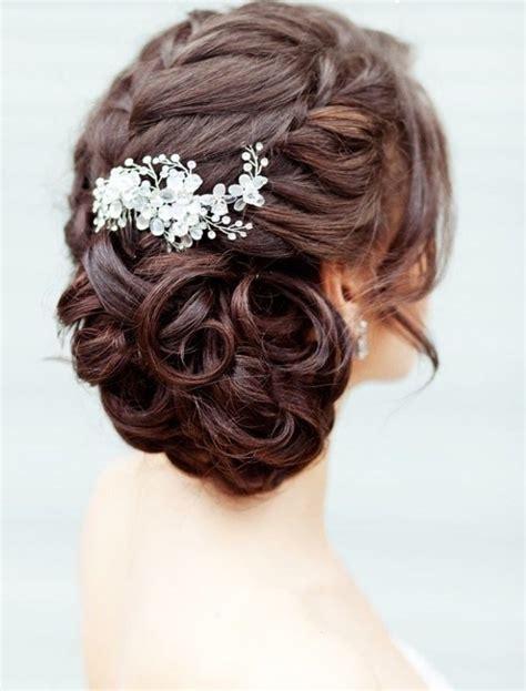 coiffure pour un mariage chignon coiffure mariage tresse 35 photos merveilleuses pour vous