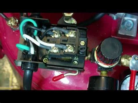 how to adjust condor mdr2 pressure switches with answermeup
