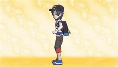 Character Pokemon Sun Moon Dance Pikachu Trainer