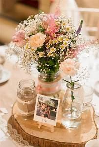 25 ideas para hacer centros de mesa para boda digo:portal