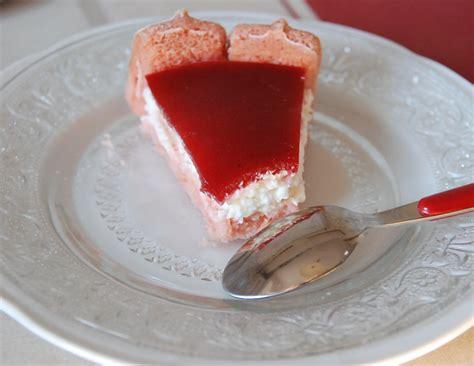 dessert avec biscuit de reims coeur acidul 233 litchi framboise aux biscuits roses de reims sans cuisson cf st valentin