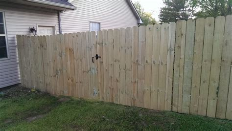 how to build a fence how to build a 6 privacy fence did it myself