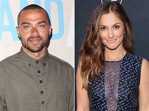 Jesse Williams and Minka Kelly Are Dating: Source | PEOPLE.com