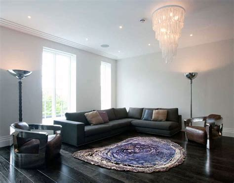 blue and brown rug tips to choose modern rugs for living room