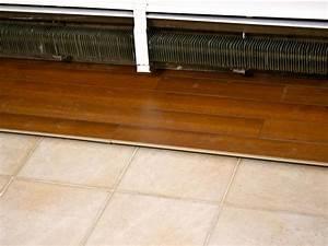 How to install click lock hardwood flooring on concrete for Installing click lock flooring