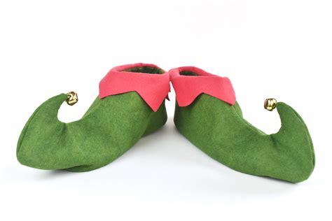 How To Sew Felt Elf Shoes
