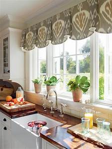 The, Ideas, Of, Kitchen, Bay, Window, Treatments, -, Theydesign, Net