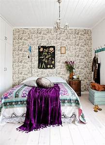 31, Bohemian, Style, Bedroom, Interior, Design
