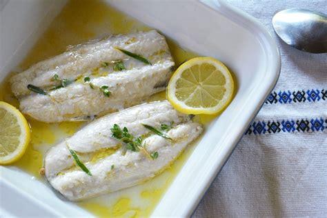 cuisiner du maquereau filets de maquereau four citron et romarin au fil du thym