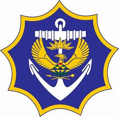 Navy African South Emblem Sa Symbol Defence