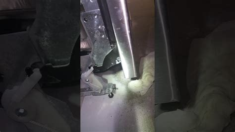 Kitchenaid Dishwasher Leaking From Front Door by Kitchenaid Kdtm704ess0 Dishwasher Leak From The Left