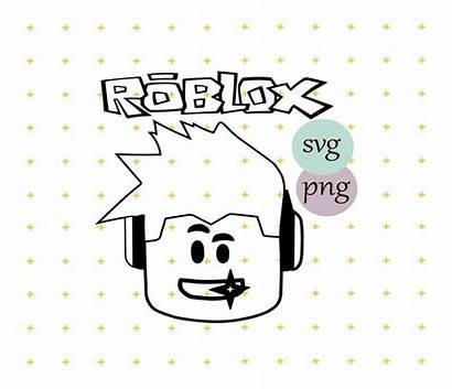 Roblox Cricut Svg Clipart Character Cut Layered
