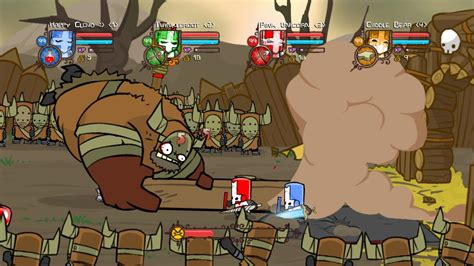 Castle Crashers Full Game Free Download With Crack | PC ...