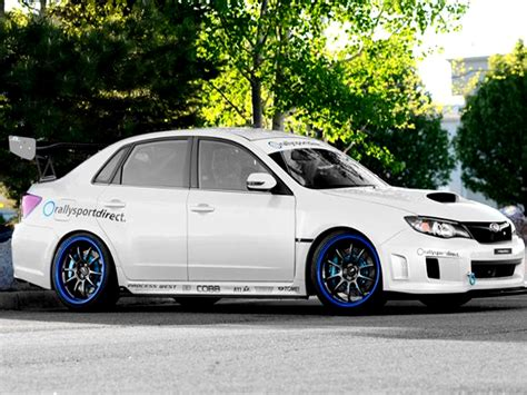 2011 Subaru Wrx Sti Specs by 2011 2013 Subaru Wrx Sti Gtc300 Spec Rear Wing