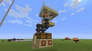 Automatic Chicken Farm & Sorting System | Minecraft