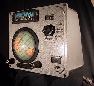 File:Voskhod spacecraft IMP 'Globus' navigation instrument ...