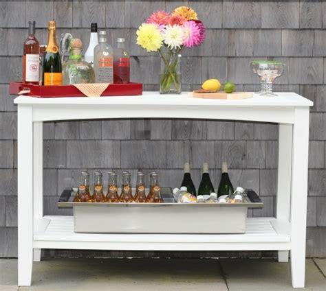 best 25 outdoor buffet tables ideas on
