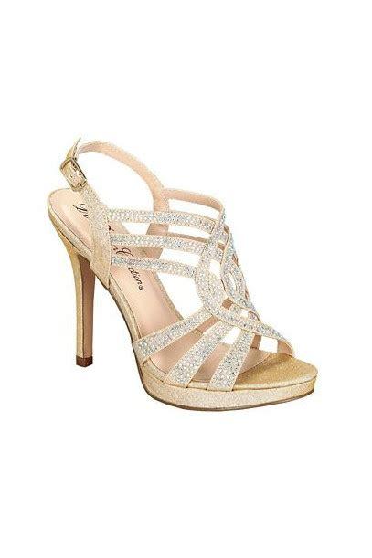vera wang sandalias altas de plataforma de brillos pewter dwdsktn sandalias de tiras con plataforma y cristales david s bridal