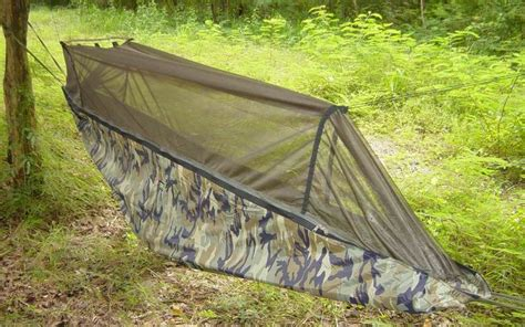 Hammock With Fly And Bug Net by Jungle Hammock Www Mosquitohammock