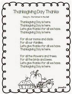 mrs brinkman 39 s thanksgiving songs poetry