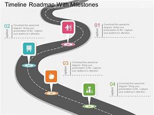 Roadmap powerpoint template rebocinfo for Road map powerpoint template free