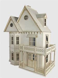Viktorianisches Haus Kaufen : gingerbread victorian dollhouse kit journey 39 s house of dreams 1 12 scale doll house kit heart ~ Markanthonyermac.com Haus und Dekorationen