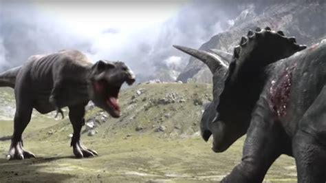 T-rex Vs Triceratops