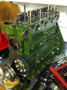 Mgb Race Engine