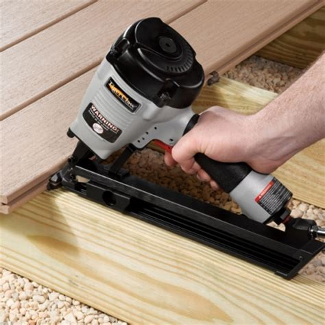Installing Trex Decking With Fasteners by Tiger Claw Deck Fasteners