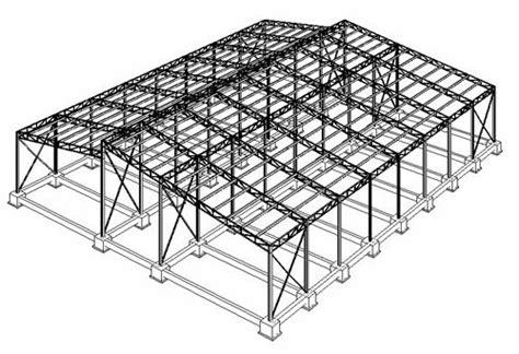 capannone acciaio capannone per azienda bufalina strutture in acciaio