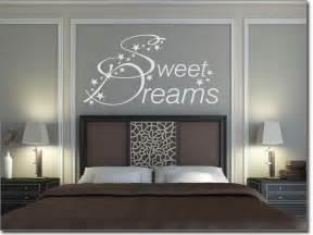 schlafzimmer wandtattoo wandtattoo schlafzimmer sweet dreams wandsticker