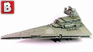 Ultimate LEGO Star Destroyer!!! Star Wars Withstands The ...