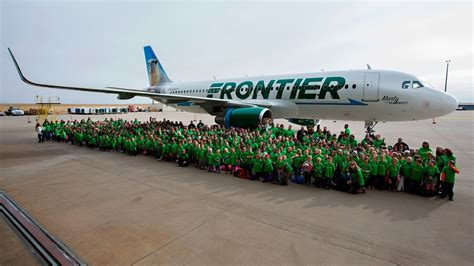 Introducing Marty the Marmot! | Frontier Airlines - YouTube