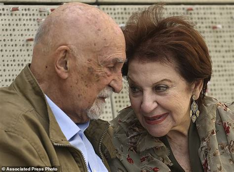 Holocaust Survivors, Age 86 And 89, Reunite In California