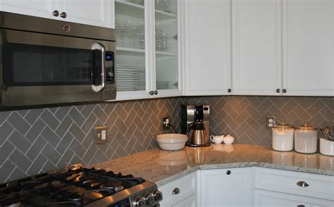 gray beige glass subway tile in taupe modwalls lush 3x6