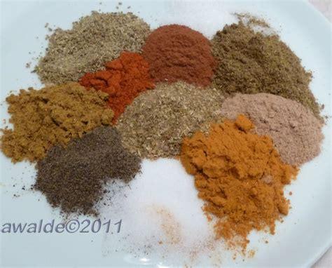Ras El Hanout Spice Mix Recipe