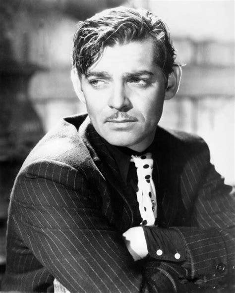 Clark Gable Iconic Mustaches Askmen
