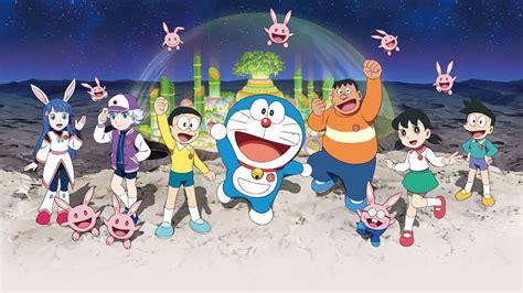 Doraemon: Nobita s Chronicle of the Moon Exploration